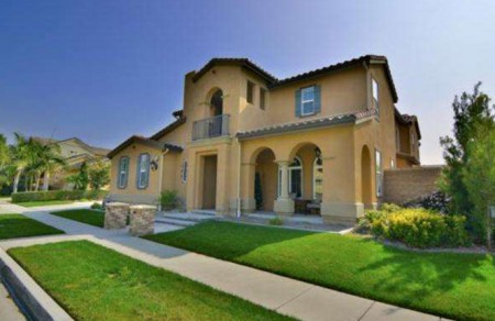 A beautiful home for sale in Chino Hills CA.