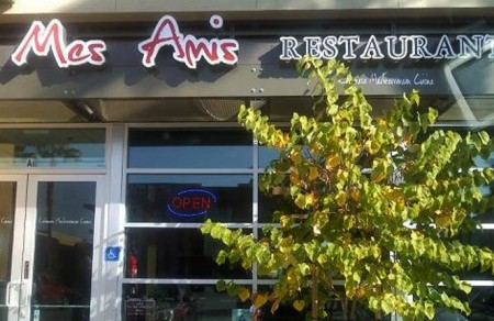 The Mes Amis in Chino Hills California