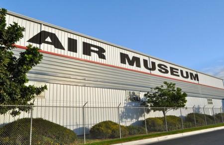 Yanks Air Museum in Chino California