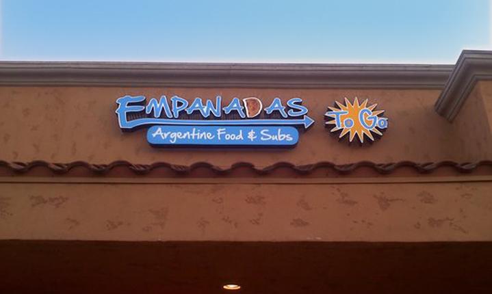 Empanadas To Go