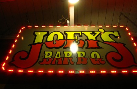 Joey's BBQ in Chino, CA
