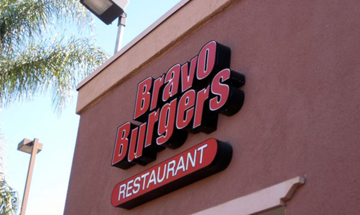 Bravo Burgers Restaurant