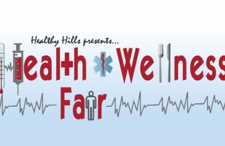Healthy Hills Health and Wellness Fair