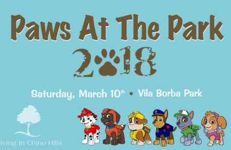 Paws at the Park 2018