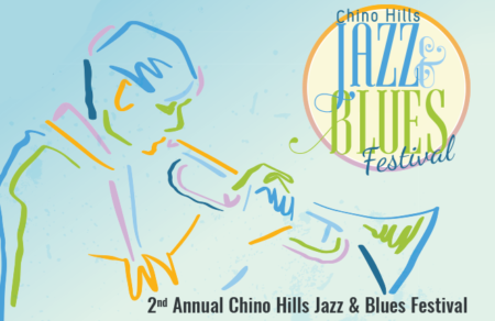 Our 2nd Annual Jazz & Blues Music Festival is Saturday, April 21st, 2018!